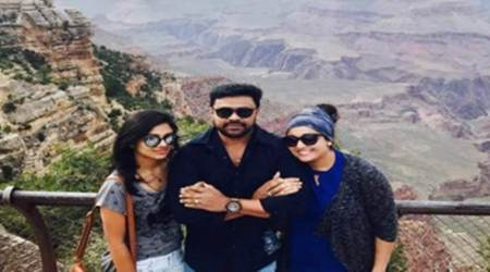 Malayalam actress abduction case: 55 days after Dileep's arrest, wife Kavya Madhavan, daughter visit him injail