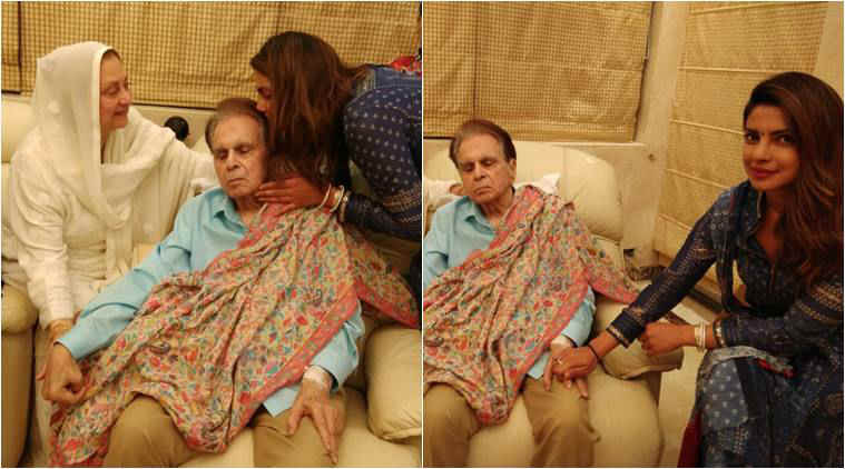 Now, fans will get updates on Dilip Kumar's health every day