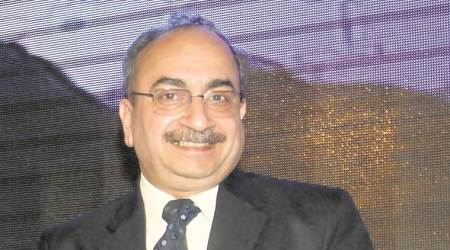 dinesh kumar khara, sbi md, state bank of india, vrs, post sbi merger, indian express