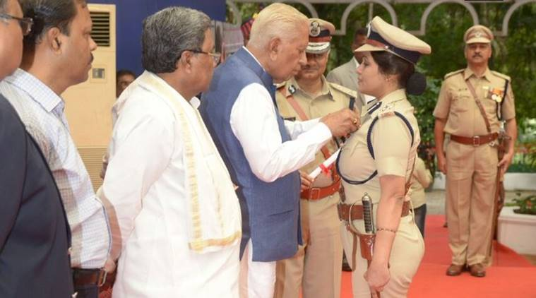 D Roopa, President's Medal, VK Sasikala, D Roopa sasikala expose, IG D Roopa, DIG Roopa Prisons, India News, Indian Express