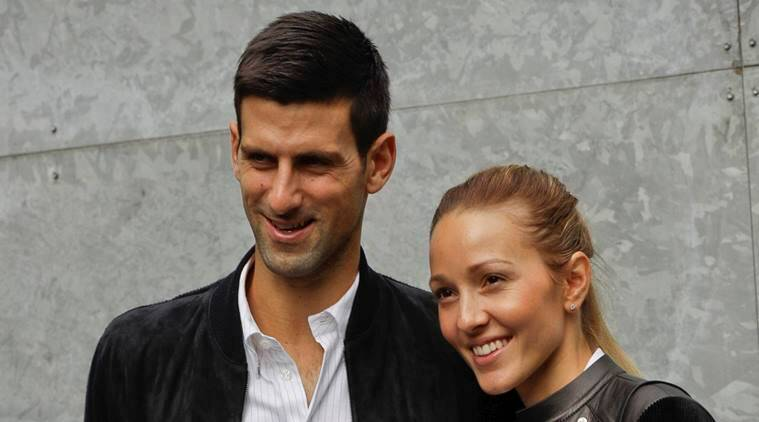 Novak Djokovic's wife gives birth to their second child