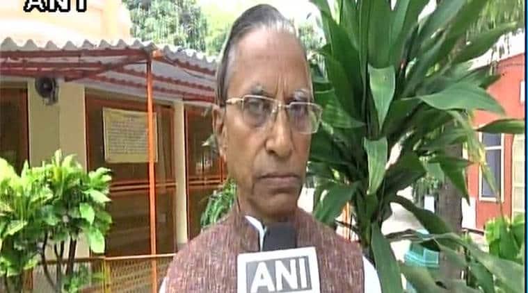 ganga prasad, ganga prasad governor, who is ganga prasad, ganga prasad bihar mlc, ram nath kovind, president, indian express