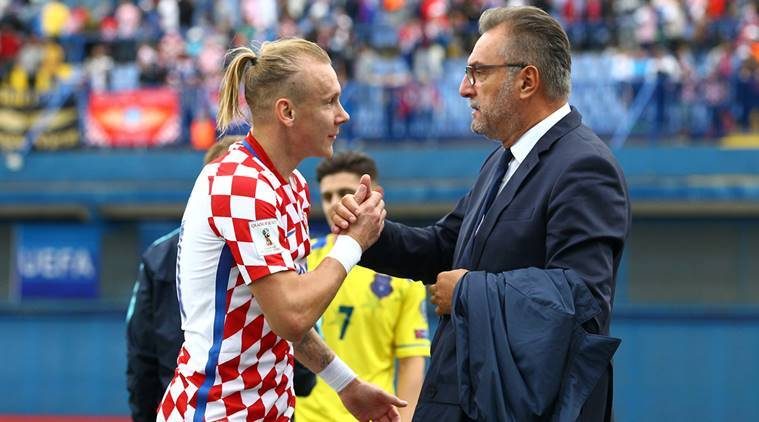Modric fumes Croatia-Kosovo was more 'funniest home video than serious football'