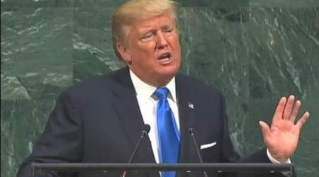 Donald Trump at UNGA: 'Rocket man' Kim Jong Un on a suicide mission to destroy North Korea