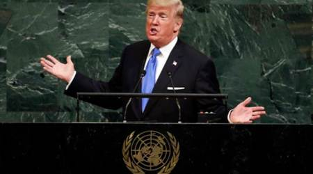 Donald Trump's UN address 'unacceptable and meddling': Cuba