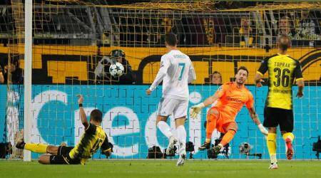 Borussia Dortmund vs Real Madrid, Live football score, UEFA Champions League: Real 3-1 Dortmund