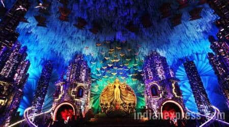 Durga Puja 2017: GorgeousKolkataPujo pandals