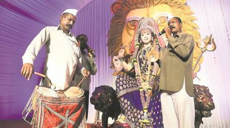 Performing for 40 years: A Solapur family that specialises in Gondhal