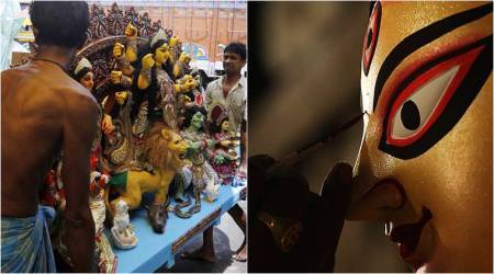 Preparations for Durga Puja and Navratri are in full swing, see pics