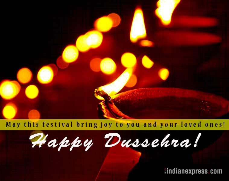 Happy Dussehra 2017: Wishes, Facebook and Whatsapp Messages