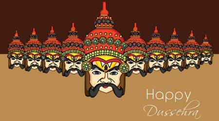 Dussehra, Lord Ram, demon Ravana, good over evil, battle between Lord Ram and demon Ravana, celebrating Dussehra, when is Dussehra, Indian express, Indian express news