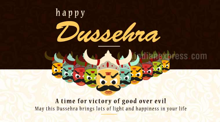 Happy dussehra 2017 wishes facebook and whatsapp messages status durga puja vijayadashami navratri dussehra dussehra 2017 dussehra images dussehra m4hsunfo
