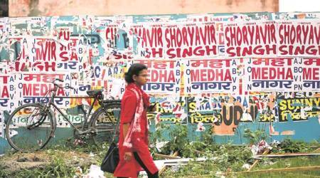 Mayor removes DUSU poll posters from walls, warns of action