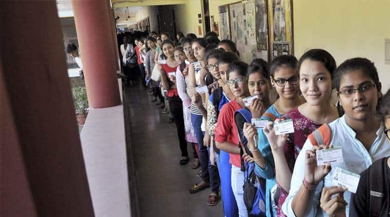 DUSU, DUSU election results, DUSU election results 2017, DUSU poll results, Delhi University, NSUI, ABVP, Congress, Rahul Gandhi, India news,