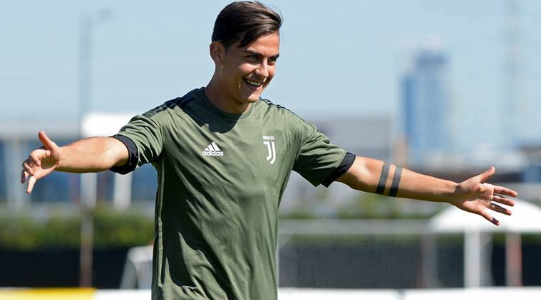 Marc-Andre, Paulo Dybala, Barcelona vs Juventus, sports news, football, Indian Express