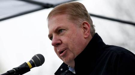 Seattle mayor Ed Murray quits after fifth sexual abuseclaim