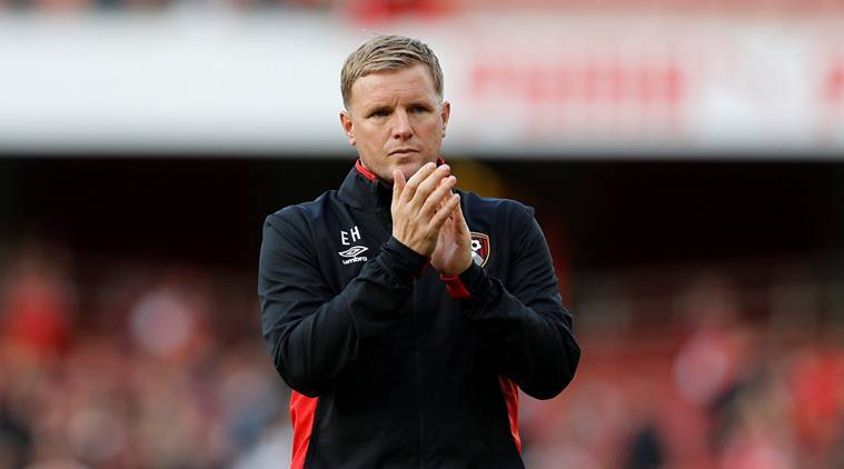 premier league, bournemouth, bournemouth vs manchester city, eddie howe