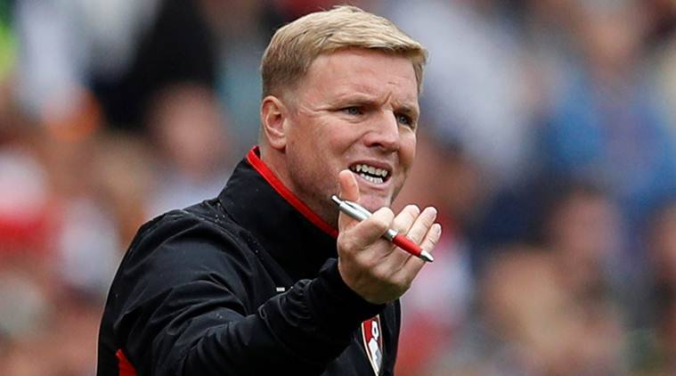 Eddie Howe takes responsibility for Bournemouth's heavy defeat to Arsenal