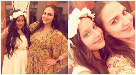 Photos: For Esha Deol, baby showers aren't getting over, this time it's for her BFF