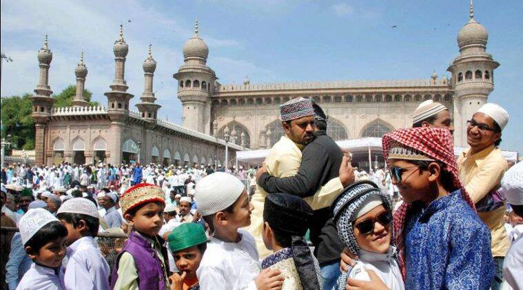 Eid on saturday