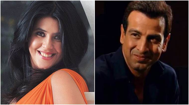 Ekta Kapoor and Ronit Roy to team up for ALTBalaji's web