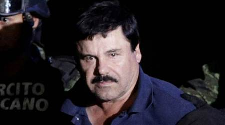 US judge will not dismiss accused Mexican drug lord El Chapo's indictment