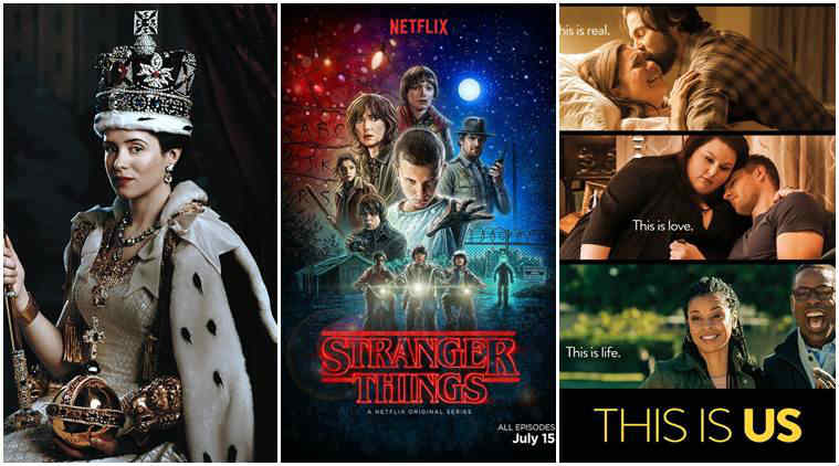 2017 Primetime Emmy Awards: The Crown, Stranger Things and