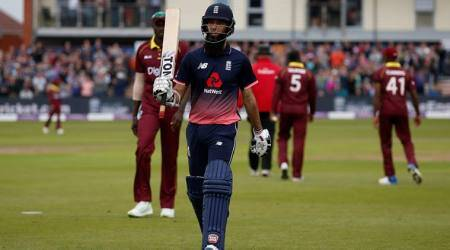 England vs West Indies, 3rd ODI: Moeen Ali smashes century as hosts beat West Indies by 124 runs