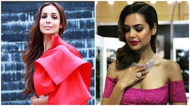 esha gupta, malaika arora, celeb fashion, bollywood fashion, gaiurav gupta, indian express, indian express news