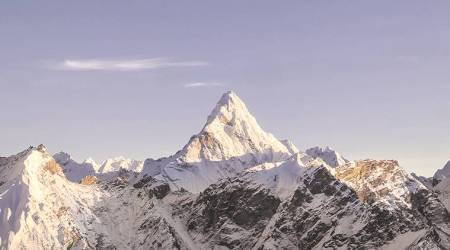 NCR father-daughter first from India to scale Everest