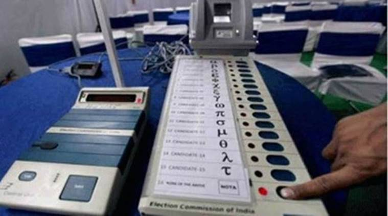 faulty EVMs