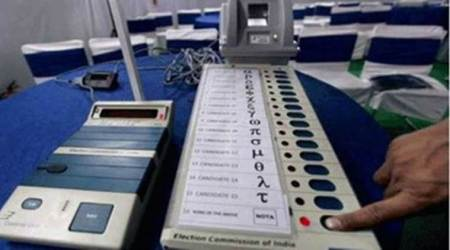 Over 1.74 lakh EVMs store fate of 8,500 candidates of five states