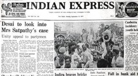 Pakistan President, Z.A. Bhutto, Z.A. Bhutto Arrest, Bhutto Arrest, Pakistan, Express Forty Years Ago, Editorial News, Indian Express, Indian Express News
