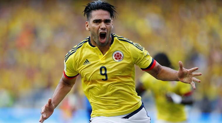 Falcao earns valuable draw for Colombia