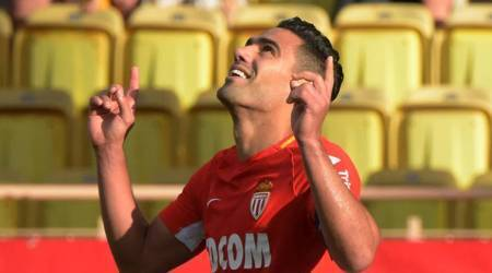 Radamel Falcao nets late equalizer for Monaco in 2-2 draw withNice