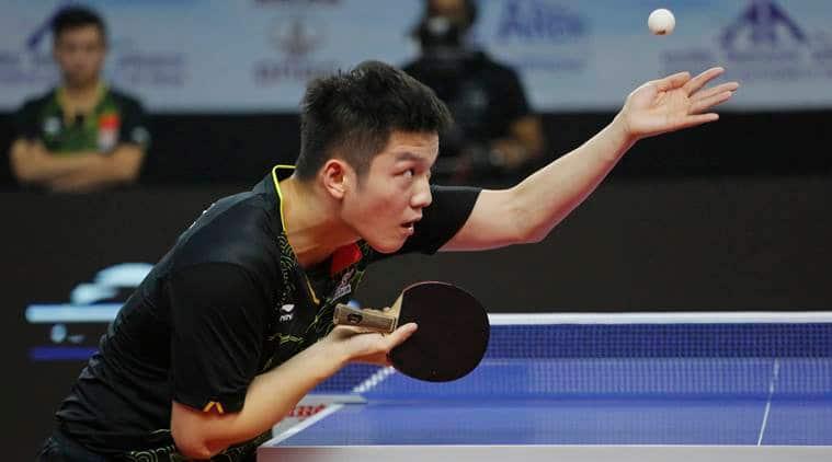 China's Fan Zhendong eyes maiden Table Tennis Asian Cup ...