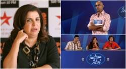 farah khan, lip sing battle, farah khan host lip sing battle, farah khan raghu ram, raghu ram indian idol, indian idol auditions, raghu ram clip indian idol, raghu ram farah khan