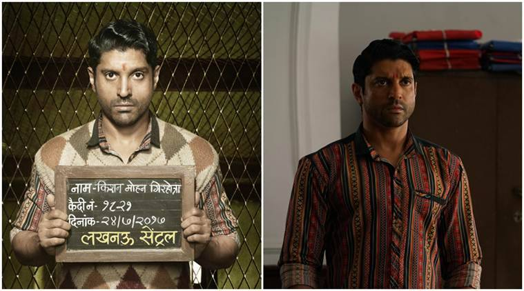 This is what describes 'Lucknow Central' for Farhan Akhtar