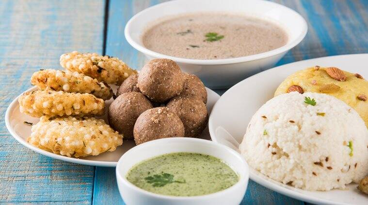 detox during fasting, Navratri fasting, what to eat during Navratri, healthy food for Navratri, Lose weight during Navratri, indian express, indian express news