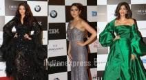 Vogue woman of the year awards, aditi rao hydari, indian express, indian express news