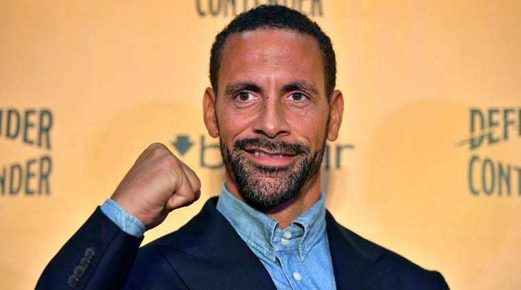 rio ferdinand, ferdinand, manchester united, england, rio ferdinand boxing, sports news, indian express
