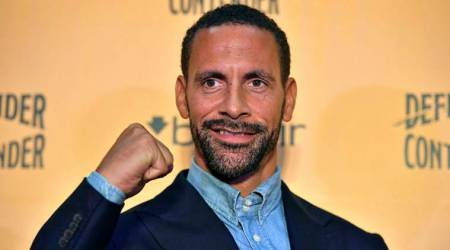 Rio Ferdinand launches boxing career as a way of channeling hisanger