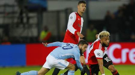 feyenoord, napoli, champions league, Eric Botteghin, football news, sports news, indian express