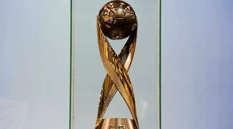 FIFA U-17 World Cup, Hernan Caputo, Salt Lake stadium, Chile U-17 team