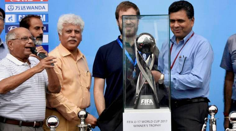 FIFA U-17 World Cup, Chuni Goswami, Mohun Bagan, I-League