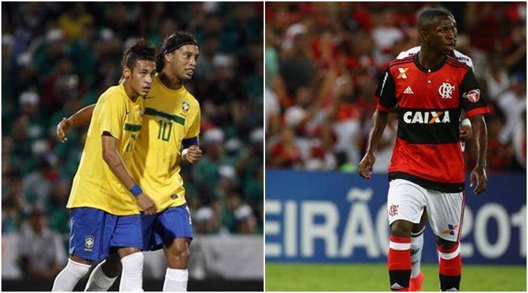 Ronaldinho Neymar All Played In U  World Cup Before Becoming Household Names Now Vinicius Has The Same Opportunity