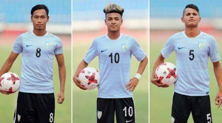 We are not afraid to play against the tough opponents, says India U-17 captain Amarjit Singh