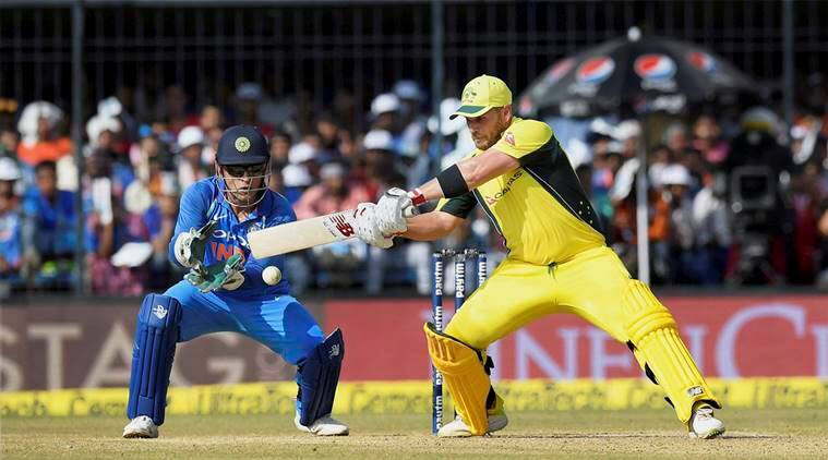 India vs Australia, Ind vs Aus, Aaron Finch, Finch India, India Aus ODI series, cricket news, sports news, indian express
