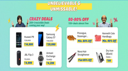 Flipkart Big Billion Days sale: Up to 80% off on furniture, home accessories; and 500-plus fashion brands