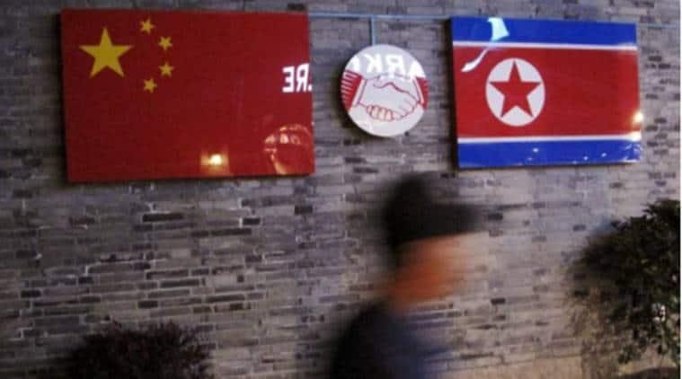 sanctions on north korea, sanctions north korea, china sanction north korea, north korea ballistic missile, north korea nuclear test sanction, trump sanction north korea, indian express news